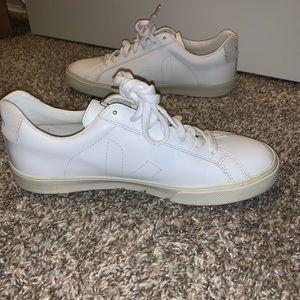 Veja esplar white sneakers size 39
